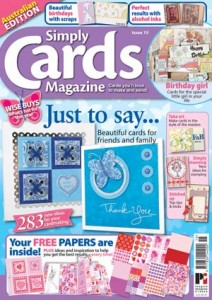 Australian Simply Cards Magazine
