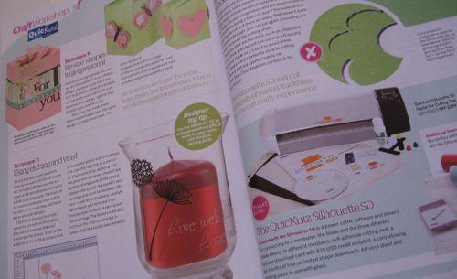 Do crafts magazine queensland