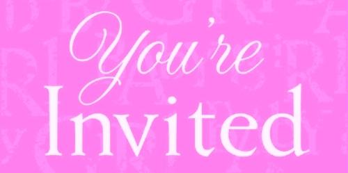 Invitations for celebrations in brisbane
