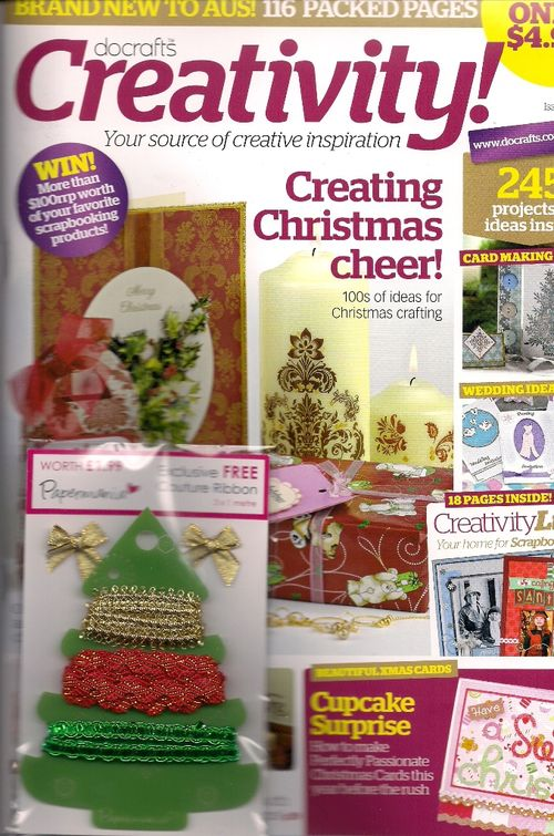 Do Crafts Creativity magazine australia