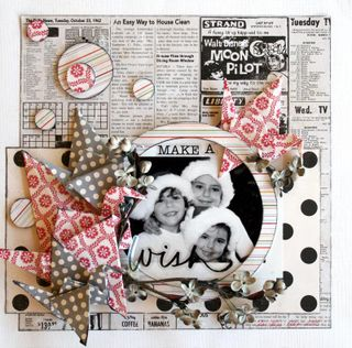 All about paper christmas count down competition with addicted to craft