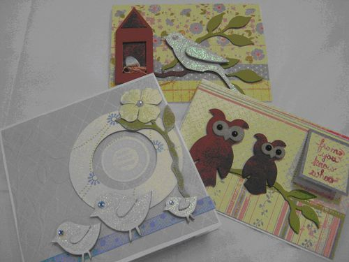All about paper card classes